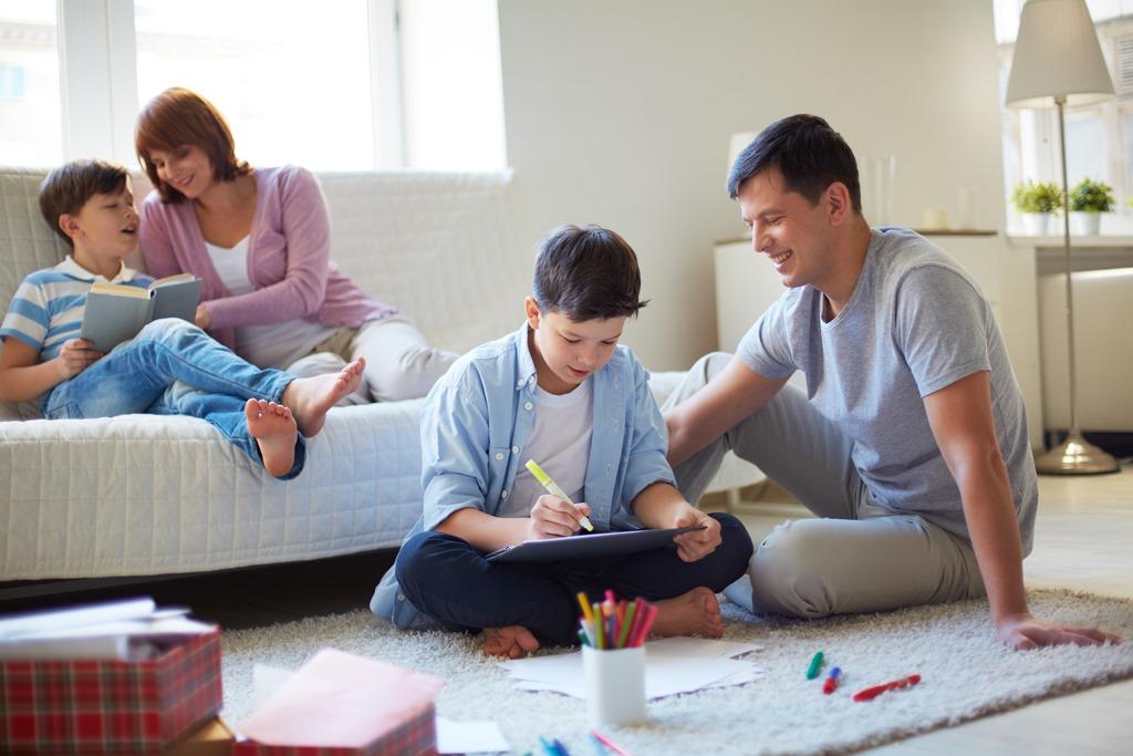 améliorer vos relations familiales