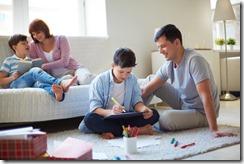 Des moments de qualité pour être heureux en famille